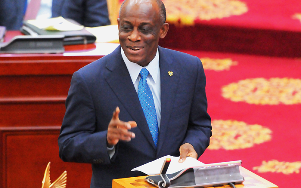 Seth Terkper - norvanreports  Seth Terkper sides with IMF, World Bank on Ghana missing its 5.7% GDP growth rate for 2021 Seth Terkper 1 600x375