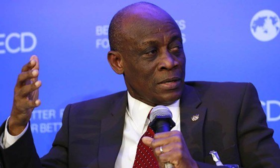 policy distortions to vat impeding high revenue generation – seth terkper Policy distortions to VAT impeding high revenue generation – Seth Terkper Seth Terkper