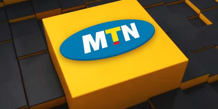 mtn share price falls, emerges sole loser on the gse MTN share price falls, emerges sole loser on the GSE MTN 1 750x375