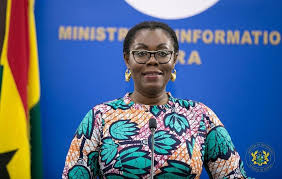 Can we also say GVG, Subah, Kelni-GVG, are all looting set ups? Ursula Owusu Minister for Communications