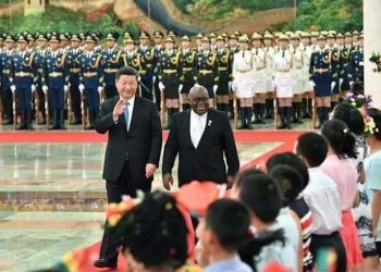 Rely on NEDS to stay ahead of competition during AfCFTA operationalization – Exporters told Akufo Addo and President Xi 350x250