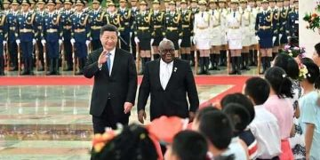 Robust metals price outlook softens in 2022 – Reports Robust metals price outlook softens in 2022 – Reports Akufo Addo and President Xi 360x180