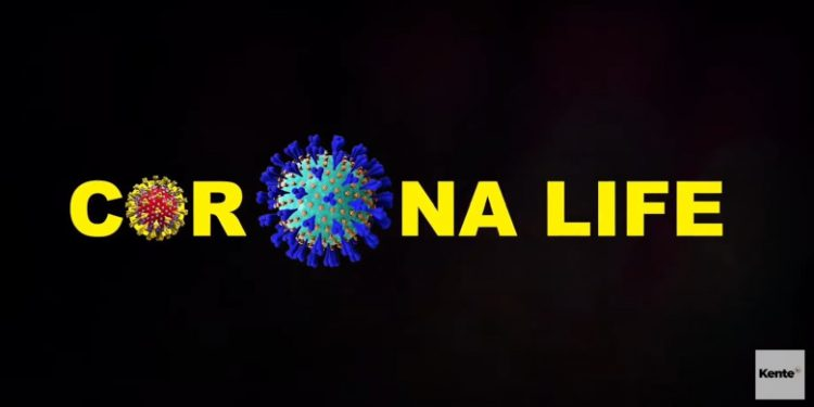 Corona Life: Ghana changing behavior through a drama series Corona Life 2 750x375