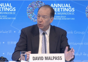 David Malpass, World Bank President - norvanreports  Why more Airlines are flying in Nigeria – NCAA David Malpass 3 350x250