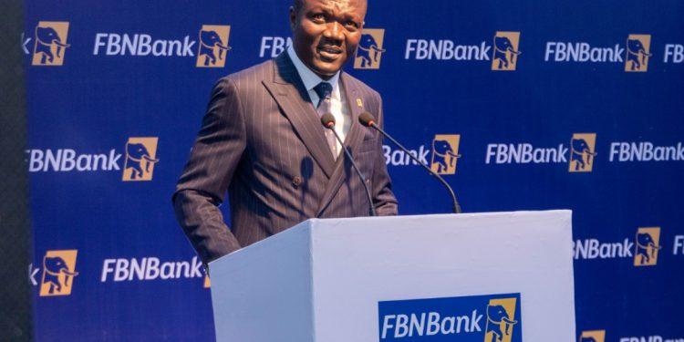FBN Bank, Managing Director - norvanreports  FBN Bank Ghana dedicated to gender parity FBN Bank Managing Director 750x375