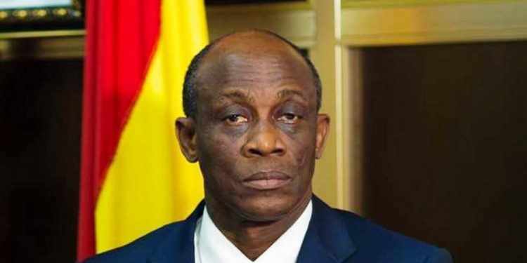 Former Finance Minister, Seth Terkper - norvanreports equip gra to tax new economy for more revenue - seth terkper tells government Equip GRA to tax new economy for more revenue – Seth Terkper tells government Former Finance Minister Seth Terkper norvanreports 750x375
