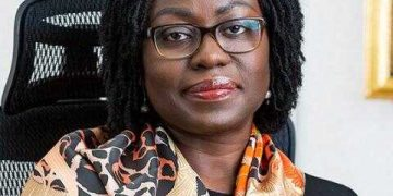 Mrs Elsie Addo Awadzi, Second Deputy Governor, BoG - norvanreports CBN to infuse more dollars through banks to improve forex supply CBN to infuse more dollars through banks to improve forex supply Mrs Elsie Addo Awadzi Second Deputy Governor BoG norvanreports 360x180