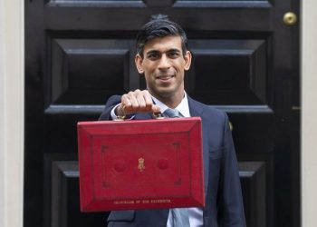 UK to provide $7 billion in grants to pandemic hit businesses UK debt Chancellor Rishi Sunak 1 350x250