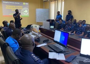 ICUMS implementation team training  Rely on NEDS to stay ahead of competition during AfCFTA operationalization – Exporters told WhatsApp Image 2020 10 21 at 08