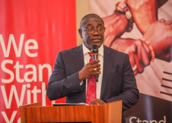 Consolidated Bank Ghana to support growth of SMEs with new SME series daniel Wilson Addo 2 350x250