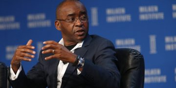 Strive Masiyiwa, founder and chairman of Econet Wireless Global Ltd., speaks during the annual Milken Institute Global Conference in Beverly Hills , California, U.S., on Monday, May 2, 2016. The conference gathers attendees to explore solutions to today's most pressing challenges in financial markets, industry sectors, health, government and education. Photographer: Patrick T. Fallon/Bloomberg via Getty Images Robust metals price outlook softens in 2022 – Reports Robust metals price outlook softens in 2022 – Reports strive 360x180