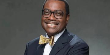 AfDB President, Dr Akinwumi Adesina - norvanreports $1.65 billion for Aker and AGM oil blocks 'hyper-inflated' - Minority says $1.65 billion for Aker and AGM oil blocks 'hyper-inflated' – Minority says AfDB President Dr Akinwumi Adesina norvanreports 360x180