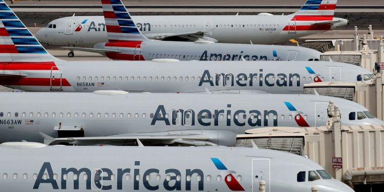 American Airlines - norvanreports american airlines commits to greenhouse gas reduction targets by 2035 American Airlines commits to greenhouse gas reduction targets by 2035 American Airlines norvanreports 750x375
