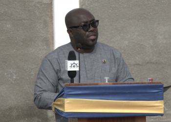 Director of Port of Keta, Dr. Alexander Adusei - norvanreports Hearts of Oak's Champions League game in balance over coup in Guinea Hearts of Oak's Champions League game in balance over coup in Guinea Director of Port of Keta Dr