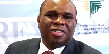 Dr Benedict Oramah, President of Afreximbank - norvanreports  KFC opens newly-designed outlet in Accra Dr Benedict Oramah President of Afreximbank norvanreports 360x180
