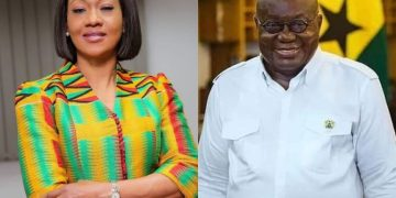 Jean Mensa (L) and Akufo-Addo (R) - norvanreports  Consumer Price Index and Inflation – July 2020 Jean Mensa L and Akufo Addo R norvanreports 360x180