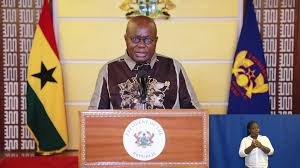 President Akufo Addo - norvanreports  Ecobank Transnational Inc. records 24% increase in profit after tax for Q4 2020 President Akufo Addo norvanreports