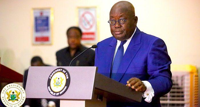 President Nana Addo Dankwa Akufo-Addo - norvanreports  President Akufo-Addo vows to never legalize LGBTQ+ [Video] President Nana Addo Dankwa Akufo Addo norvanreports 700x375