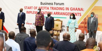 Launch of Business Forum of Start of AfCFTA in Ghana Standard Chartered values Ether between $26,000-$35,000 Standard Chartered values Ether between $26,000-$35,000 WhatsApp Image 2021 01 05 at 20
