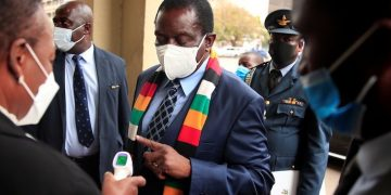 Zimbabwean President Emmerson Mnangagwa - norvanreports 77% of Guineans strongly prefer democracy to military regime - Afrobarometer report 77% of Guineans strongly prefer democracy to military regime – Afrobarometer report Zimbabwean President Emmerson Mnangagwa norvanreports 360x180