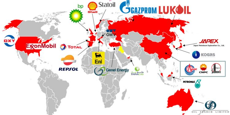 Nigeria renegotiating terms with oil majors to keep investments flowing Oil majors 750x375