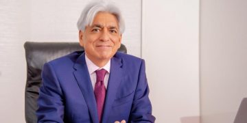 Scangroup founder and CEO, Tharat Bakrar - norvanreports CBN to infuse more dollars through banks to improve forex supply CBN to infuse more dollars through banks to improve forex supply Scangroup founder and CEO Tharat Bakrar norvanreports 360x180