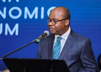 Equity Bank freezes dividend for second year as profit falls 11% Dr Ernest Addison Governor of the Bank of Ghana BoG  350x250
