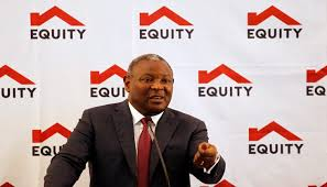 Equity Bank freezes dividend for second year as profit falls 11% Equity Bank