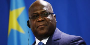 BERLIN, GERMANY - NOVEMBER 15:  Democratic Republic of Congo (DRC) President Felix Tshisekedi addresses the media during a press conference with the German Chancellor at the Chancellery on November 15, 2019 in Berlin, Germany. Tshisekedi, who took office in January of this year, is visiting France and Germany this week. (Photo by Michele Tantussi/Getty Images) Uranium price hits highest level since 2015 Uranium price hits highest level since 2015 Felix Tshisekedi President of Congo 360x180