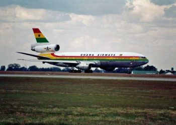 Frontier seeks price of $19-21 per share for initial public offering Ghana Airways 350x250