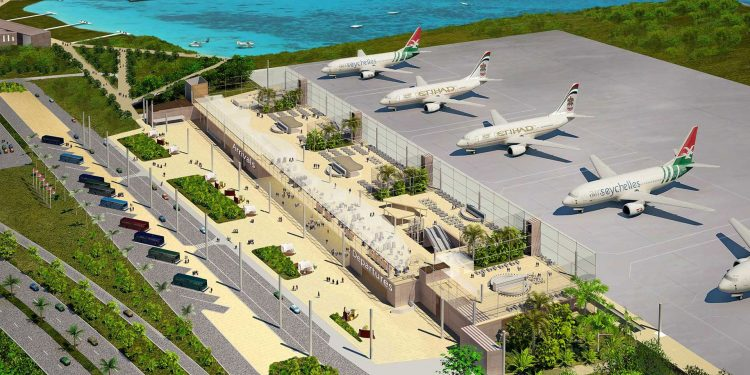 Seychelles implements ICAO's border security requirement Seychelles Airport 750x375