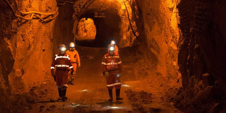AngloGold retains Perenti with $186 million contract anglogold ashanti 750x375