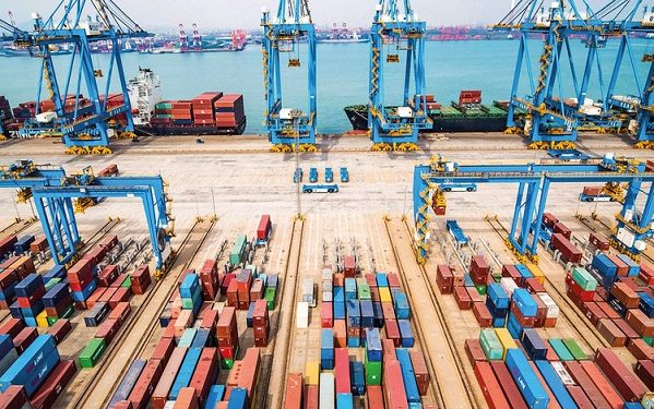 rethinking trade and foreign investment in africa Rethinking trade and foreign investment in Africa trade 599x375