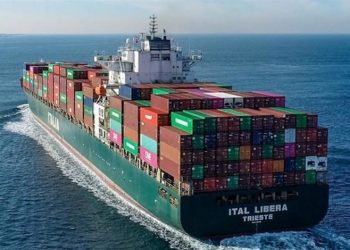 Asian ports refuse entry to Covid-hit Evergreen ship with dead captain onboard Ever Given 2 350x250