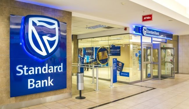 ghana's inflation rate to remain within target in the short-term - standard bank Ghana's inflation rate to remain within target in the short-term – Standard Bank Standard Bank norvanreports 1 650x375