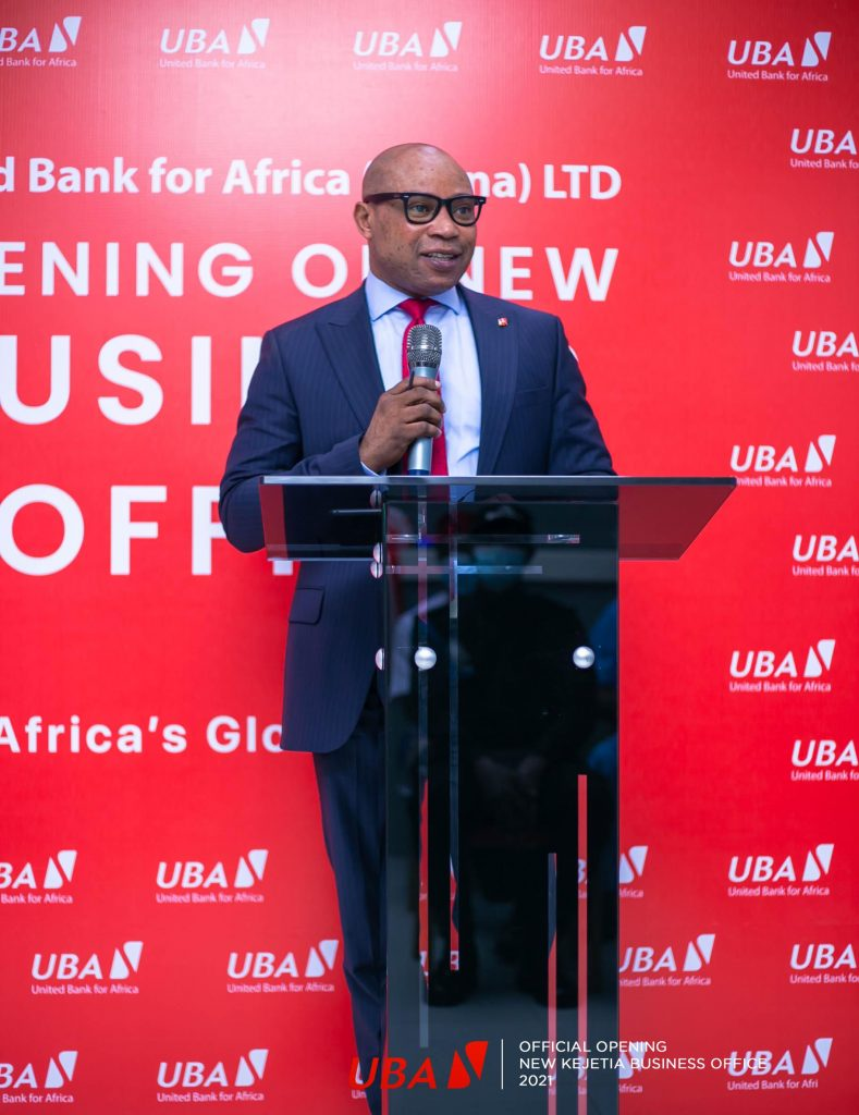UBA Ghana opens modern business office in Kejetia Central Market to reach unbanked population UBA Ghana opens modern business office in Kejetia Central Market to reach unbanked population UBA KCM opening 13 2 789x1024