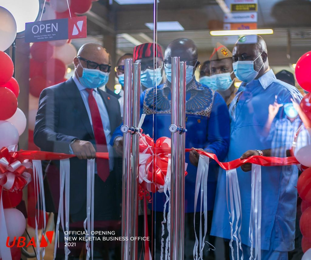 UBA Ghana opens modern business office in Kejetia Central Market to reach unbanked population UBA Ghana opens modern business office in Kejetia Central Market to reach unbanked population UBA KCM opening 25 1024x859