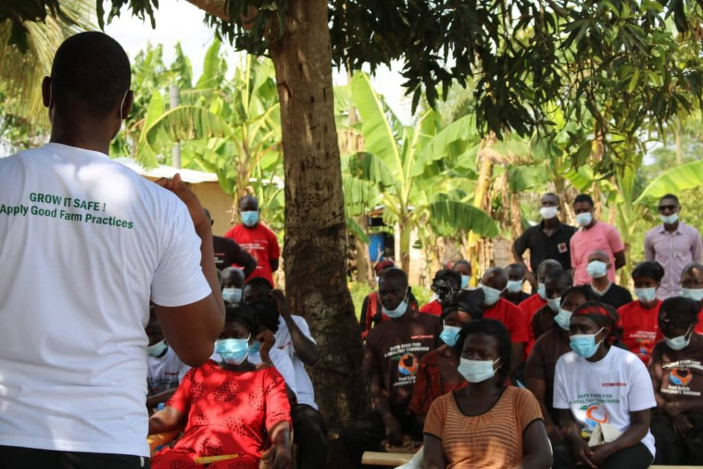 Barry Callebaut leads community level farmer engagement for World Food Safety Day WhatsApp Image 2021 06 06 at 21