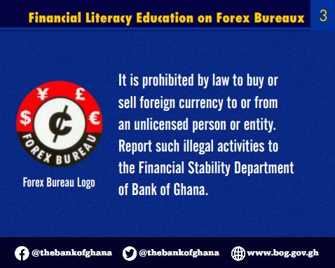 bog warns forex bureaux against engaging in forex forward trading BoG warns forex bureaux against engaging in forex forward trading image 13