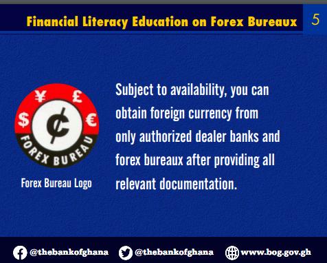 bog warns forex bureaux against engaging in forex forward trading BoG warns forex bureaux against engaging in forex forward trading image 15
