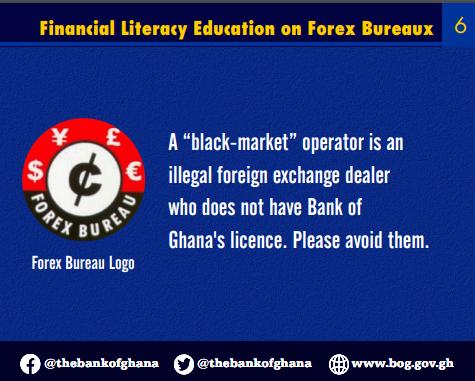 bog warns forex bureaux against engaging in forex forward trading BoG warns forex bureaux against engaging in forex forward trading image 16