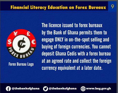 bog warns forex bureaux against engaging in forex forward trading BoG warns forex bureaux against engaging in forex forward trading image 19
