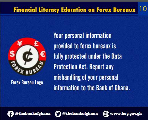 bog warns forex bureaux against engaging in forex forward trading BoG warns forex bureaux against engaging in forex forward trading image 20
