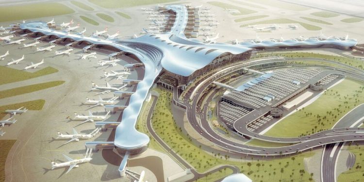 contract canceled for new abu dhabi airport terminal Contract canceled for new Abu Dhabi Airport Terminal new airport 750x375