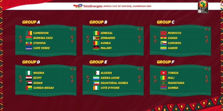 Can Ghana go beyond the group stage with fierce rival Morocco? Can Ghana go beyond the group stage with fierce rival Morocco? African nations draw 2021 750x375