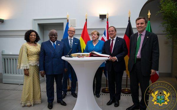 Ghana's relations with Germany of utmost importance - President Akufo-Addo Ghana's relations with Germany of utmost importance – President Akufo-Addo Akufo Addo Dusseldorf 600x375