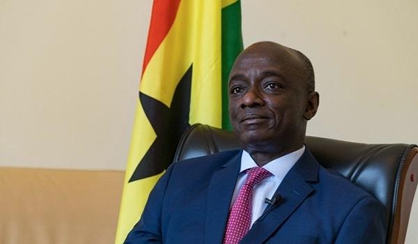 TOR gets new MD TOR gets new MD Ambassador Edward Boateng