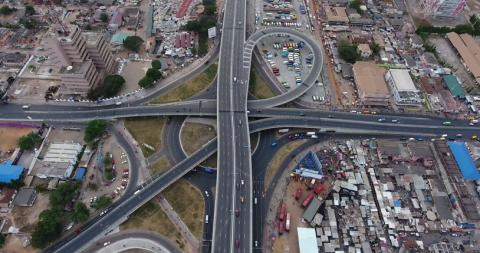 Construction activity in Ghana to remain heightened - International construction firms told Construction activity in Ghana to remain heightened – International construction firms told Kwame Nkrumah Interchange
