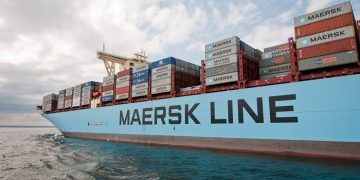 Central Bank declines 55% of $165 million bids made in forex auction Central Bank declines 55% of $165 million bids made in forex auction Maersk Line ship 2 360x180