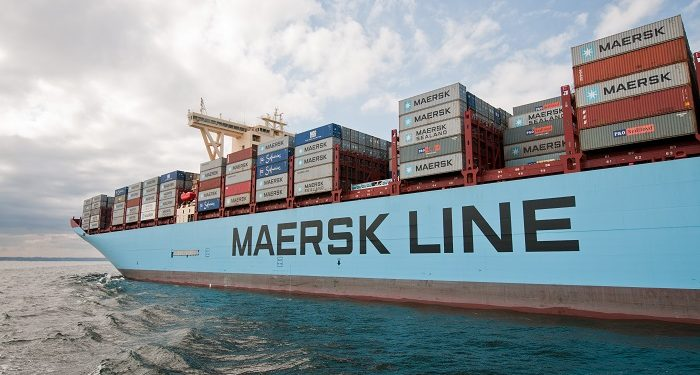 Maersk Ghana lifts suspension on accounts of importers and exporters Maersk Ghana lifts suspension on accounts of importers and exporters Maersk Line ship 2 700x375